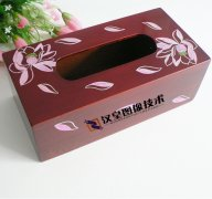 木板打印机-木制纸盒打印案例