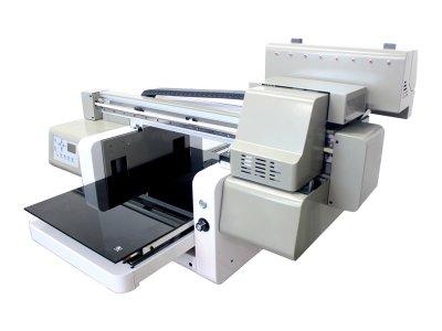 汉皇新款4060uv平板打印机