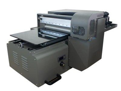 汉皇3050uv打印机-万能平板喷绘机