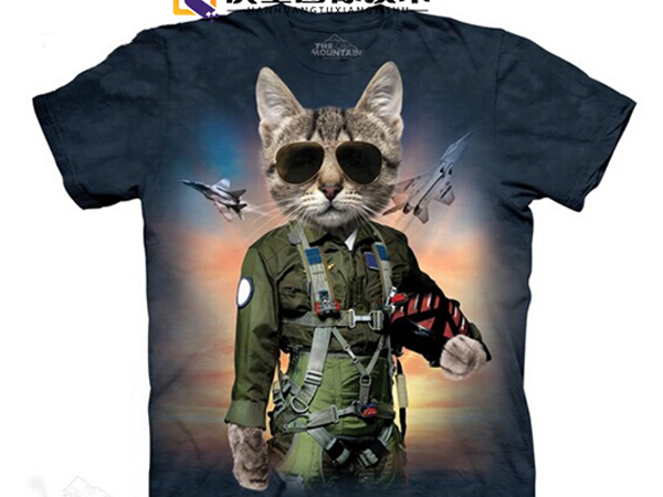 T恤印花机-T恤打印案例